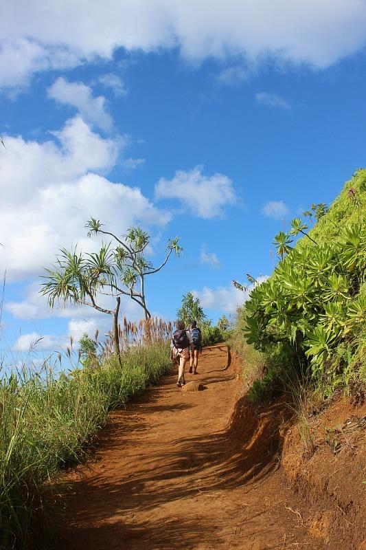 Hiking Kalalau Trail - Kauai Hiking Adventures