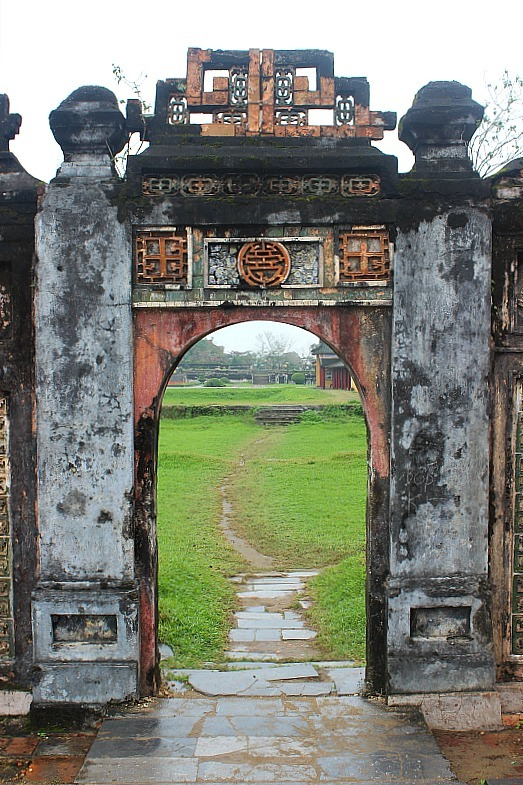 Exploring the Imperial City during month eight of digital nomad life