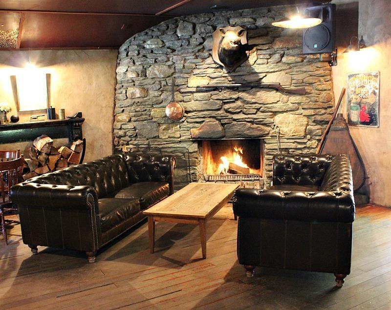 Inside Cardrona Hotel - an iconic Otago sight
