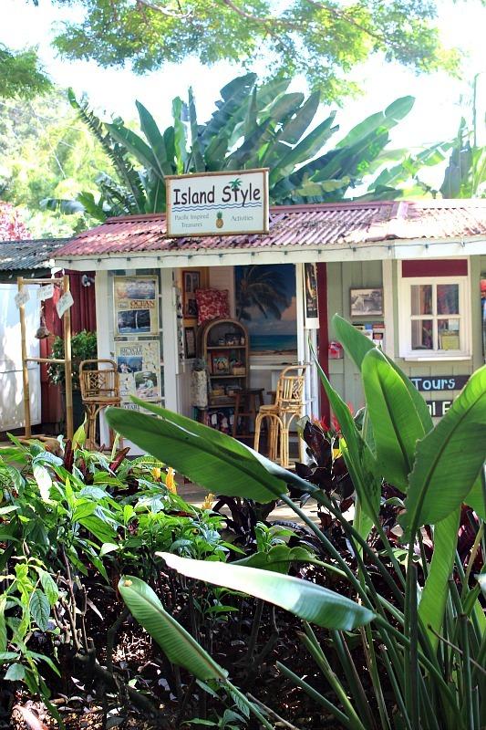 Old Koloa Town on Kauai, the Garden Island