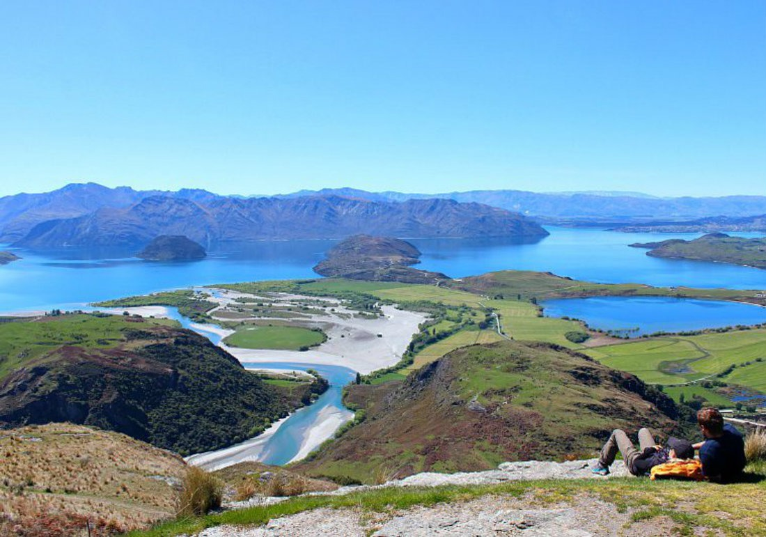 6 month travel itinerary - New Zealand