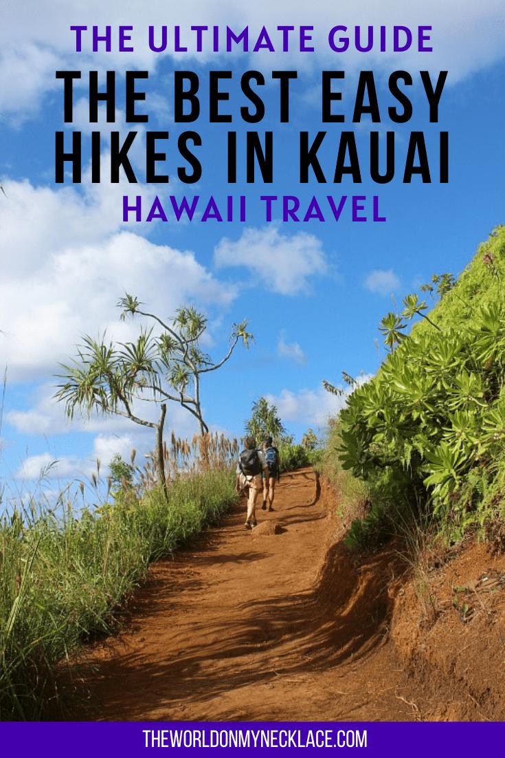 The Best Easy Hikes in Kauai