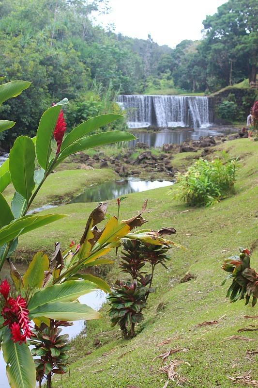 Waikoa Loop historic dam - Kauai Hiking Adventures