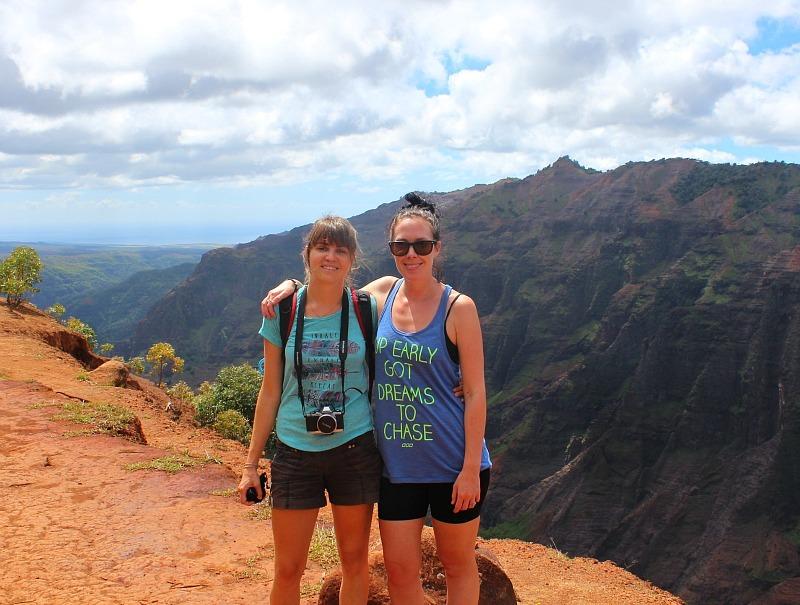 Waimea Canyon Kauai - Kauai Hiking Adventures