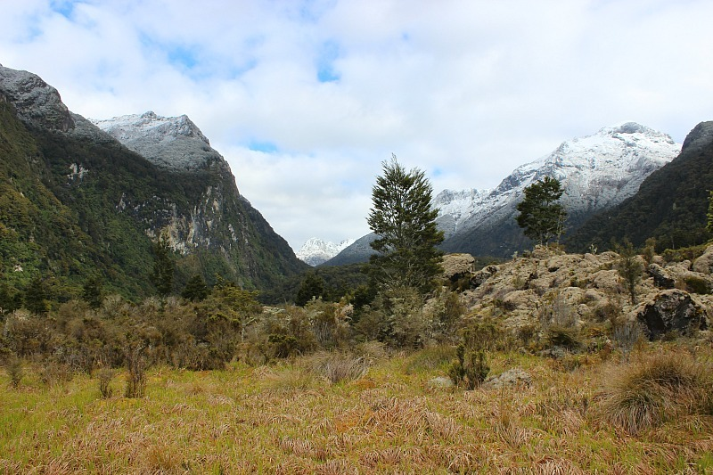 Beautiful Valley on Day Three of the Kepler Track