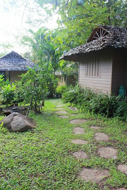 Bungalow in Pai, Thailand