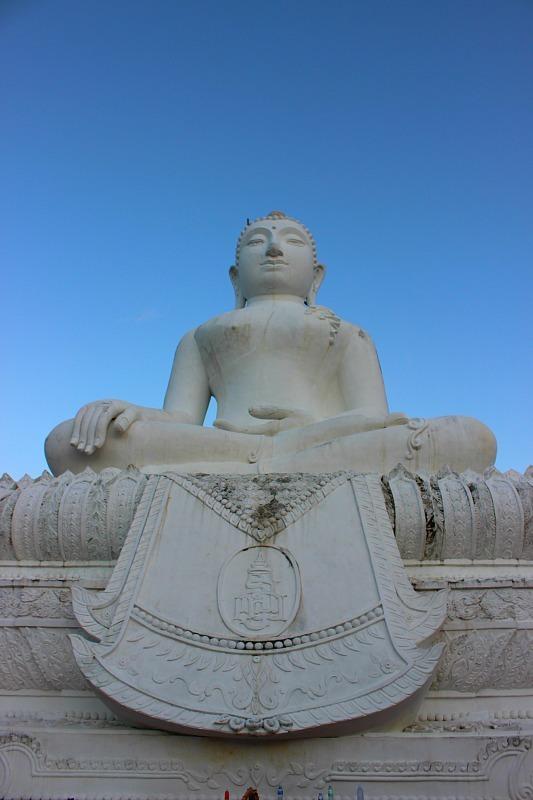 Pai giant Buddha