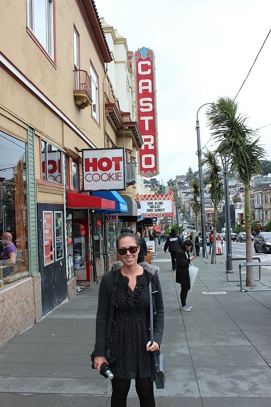 Hanging in the Castro in San Francisco during month 11 of digital nomad life