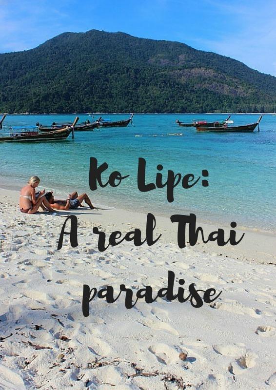 Ko Lipe- A real Thai paradise