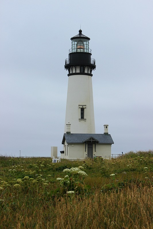 Visiting an Oregon Lighthouse during month 11 of digital nomad life