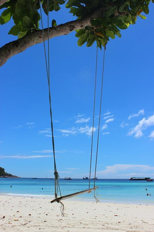Pattaya beach on Koh Lipe