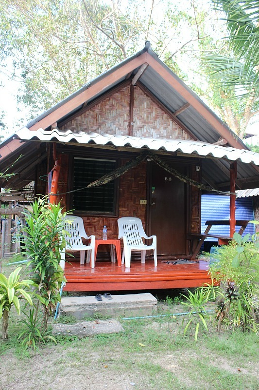 Coconut Home bungalow on Koh Lanta