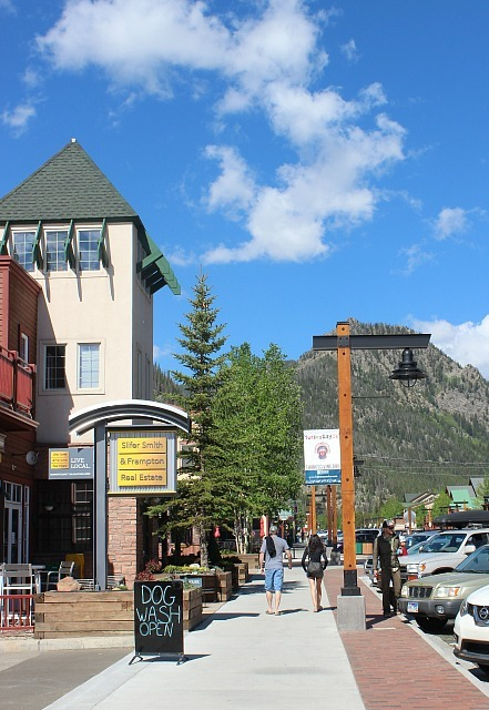 Frisco Colorado - visited during month 12 of digital nomad life