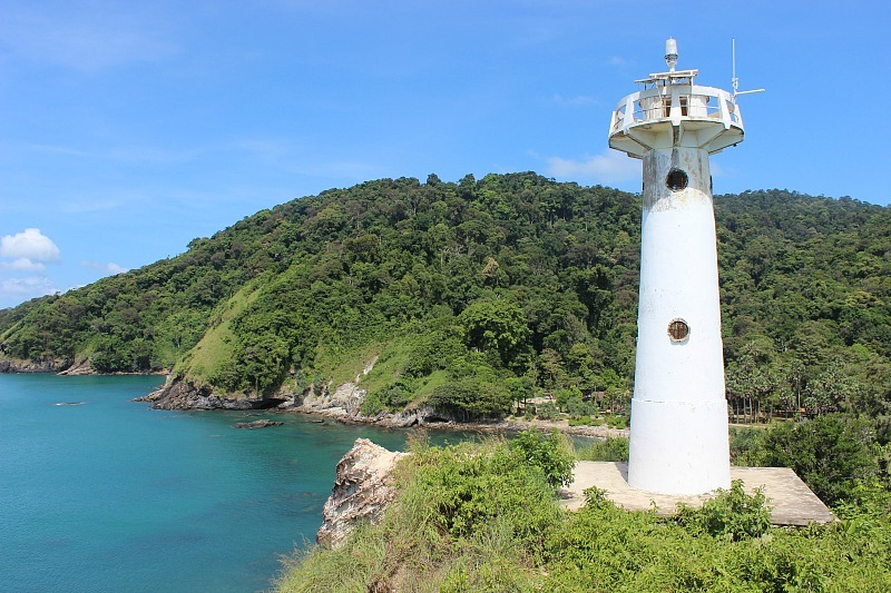 Visit the Koh Lanta National Park Lighthouse as part of your Koh Lanta Itinerary