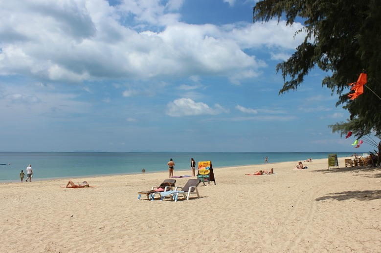 Spend a day on Long beach in Koh Lanta