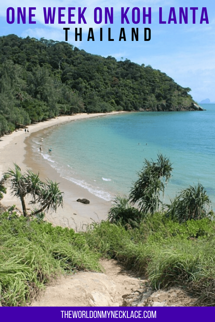 One Week on Koh Lanta, Thailand