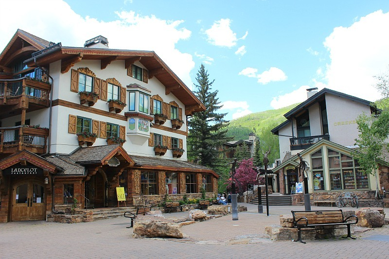 Vail, Colorado - visited during month 12 of digital nomad life