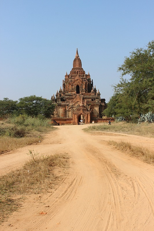 Tayok Pye Paya - one of the best temples in Bagan