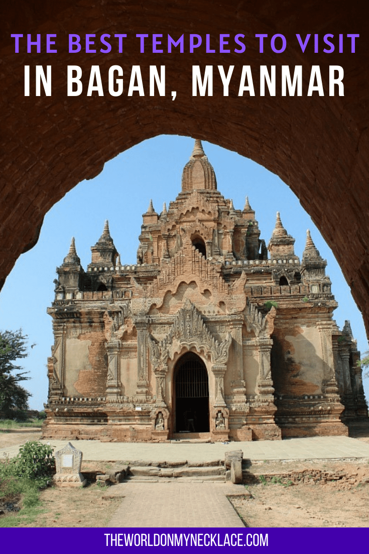 The Best Temples in Bagan to Visit