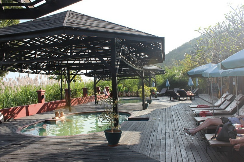 Hot Springs near Inle Lake - one of the more alternative Inle Lake attractions