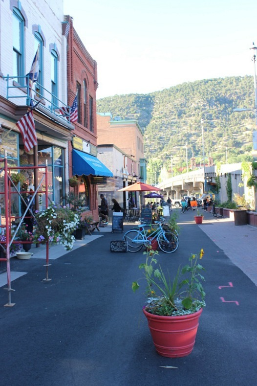 Visiting Glenwood Springs Colorado during month 15 of digital nomad life