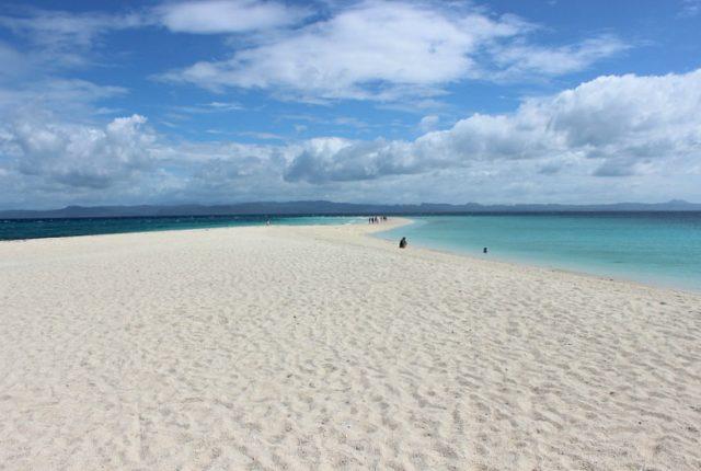 Dreamy Kalanggaman Island