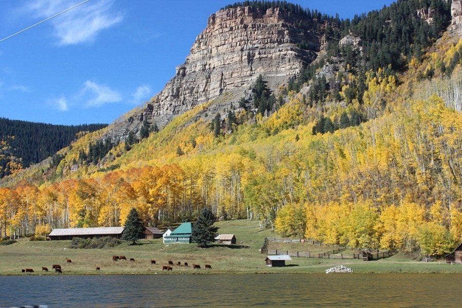 Drive the Million Dollar Highway on a Colorado Road Trip