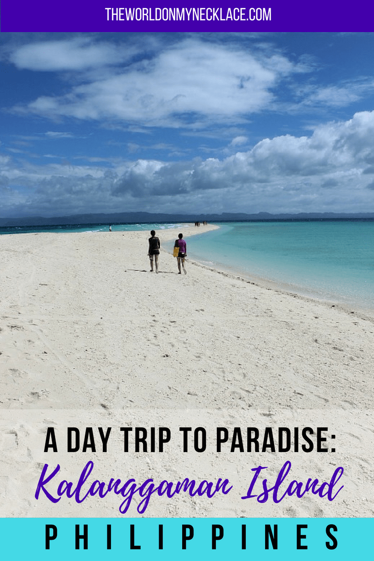 Kalanggaman Island, Philippines: A Day Trip to Paradise