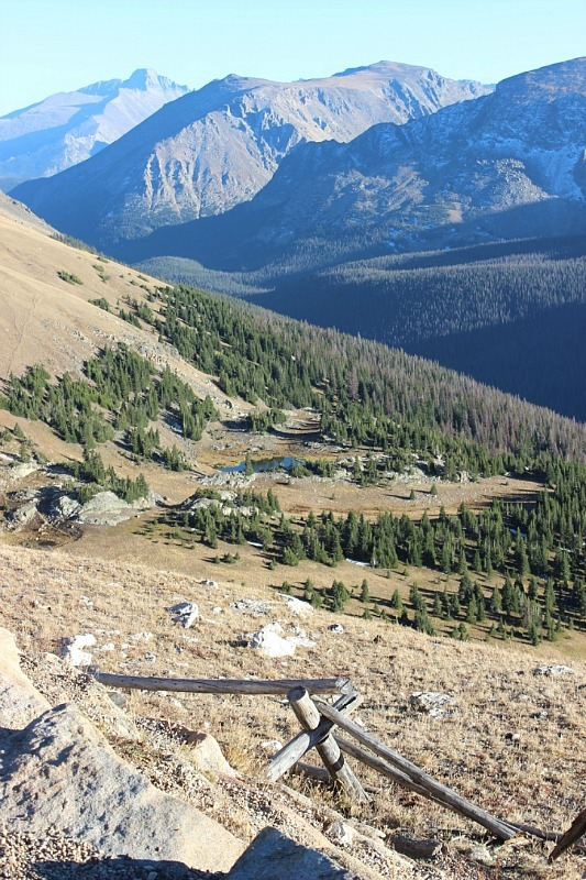 rocky-mountain-national-park-from-trail-ridge-road during month 16 of digital nomad life