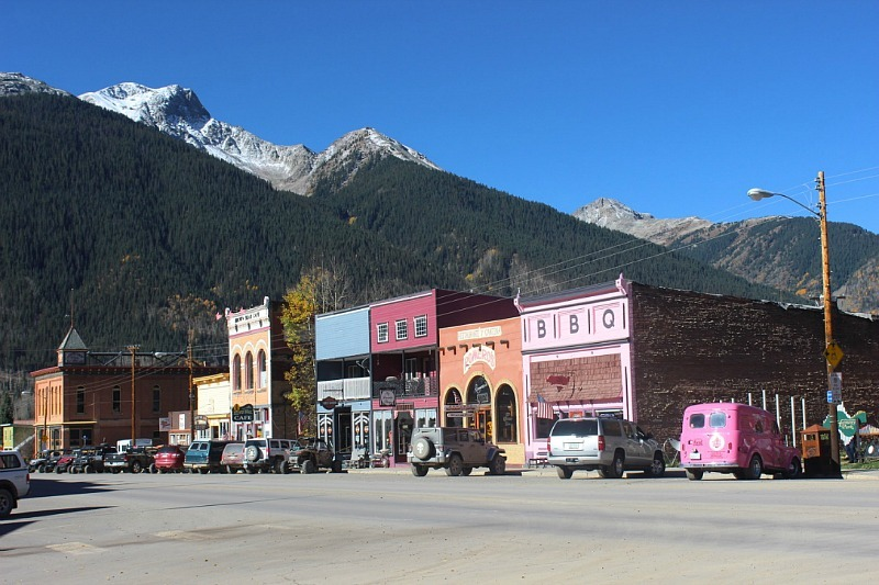 Silverton is one of the best Colorado Mountain Towns