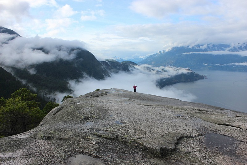 Do a day hike from Vancouver