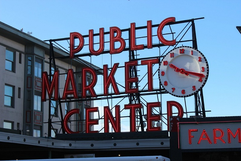 Visiting Seattle during month 17 of digital nomad life