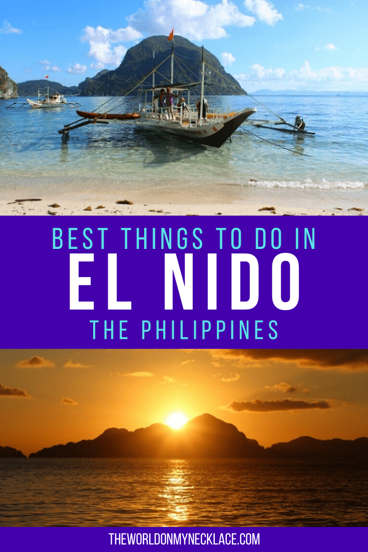 Best Things to do in El Nido, The Philippines