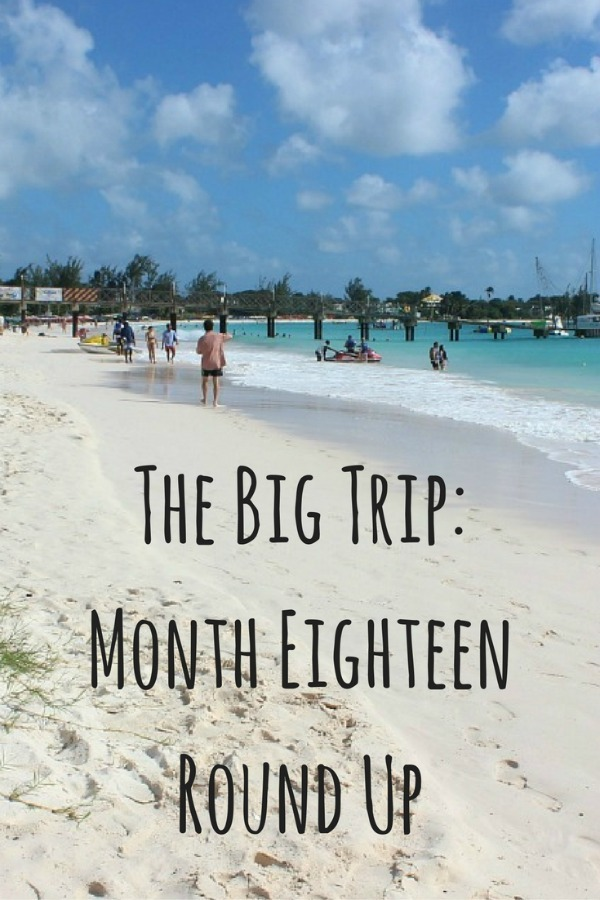 Digital Nomad Life Month Eighteen