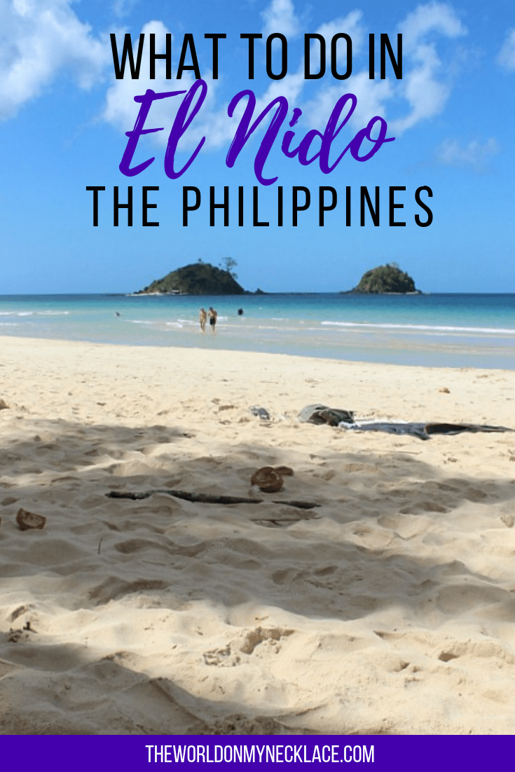 What to do in El Nido, The Philippines
