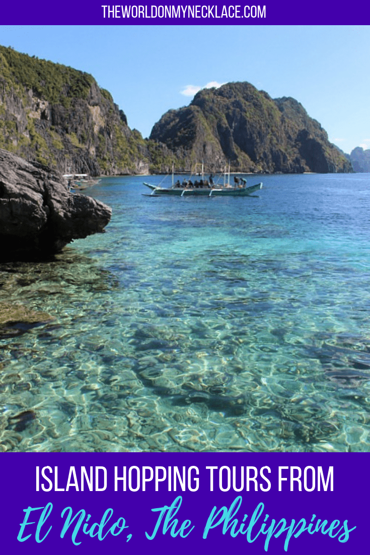 Island Hopping Tours from El Nido, The Philippines