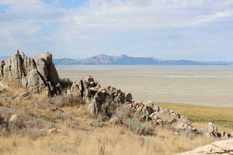 Antelope Island, Utah - one of the 10 best offbeat islands to visit
