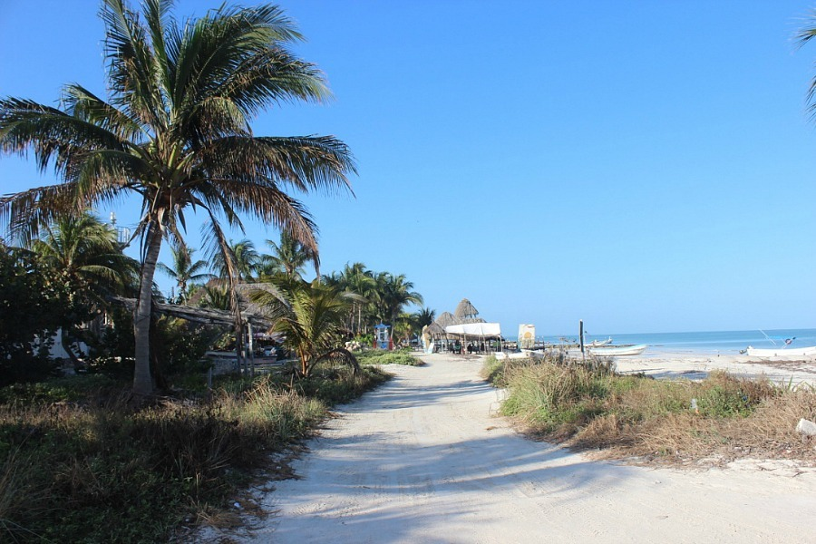 Isla Holbox in Mexico - visited during month twenty of digital nomad life
