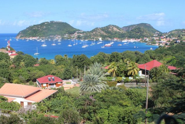 Les Saintes, a group of offbeat islands in Guadeloupe