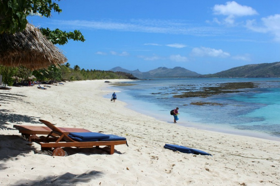Nacula Island, one of Fiji's Yasawa Islands - one of the 10 best offbeat islands to visit
