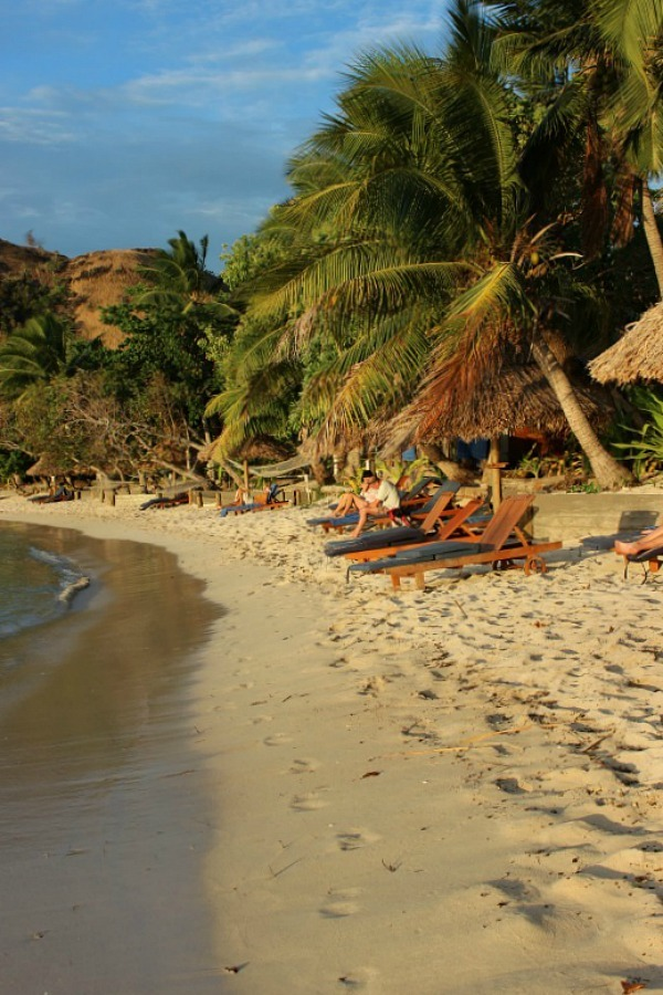 Nacula Island, one of Fiji's Yasawa Islands - one of the 10 best offbeat islands to visit