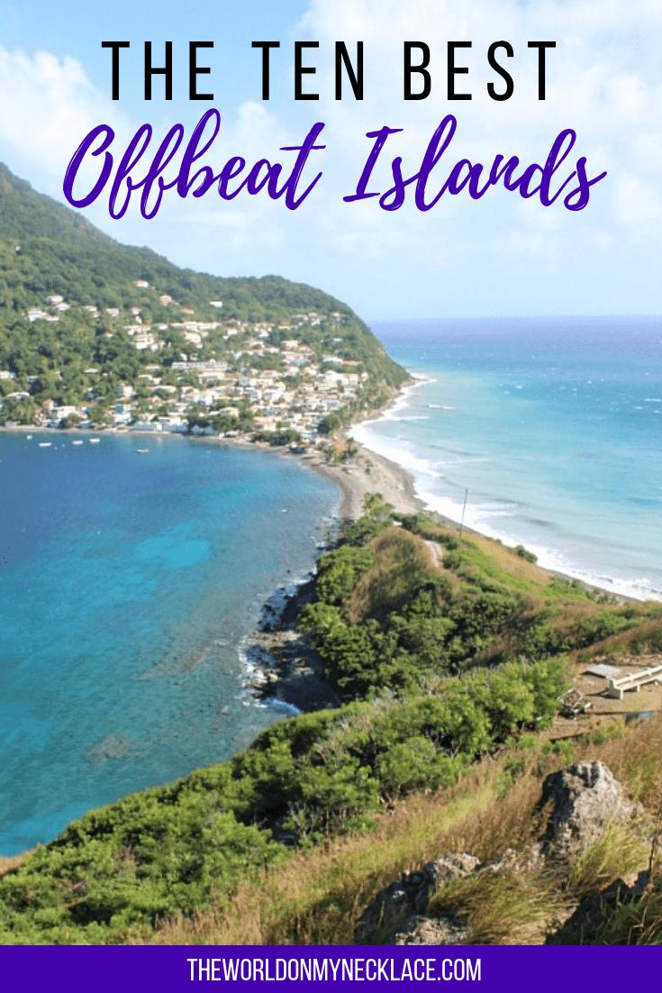 The Ten Best Offbeat Islands