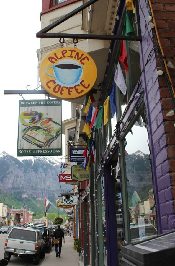 Beautiful Telluride is one of the best Colorado mountain towns in live
