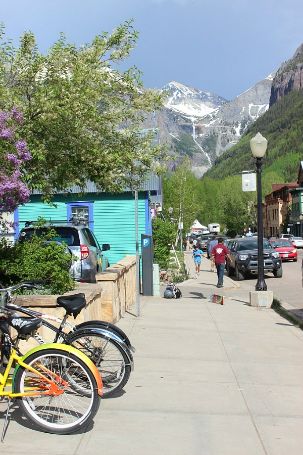 Telluride is an outdoor lover's paradise and one of the best mountain towns in Colorado