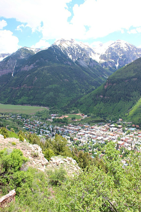 Beautiful Telluride is the best mountain town in Colorado