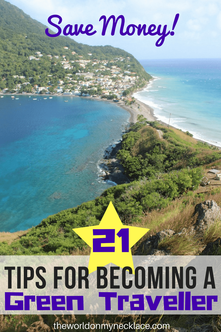 21 Tips for becoming a green traveller