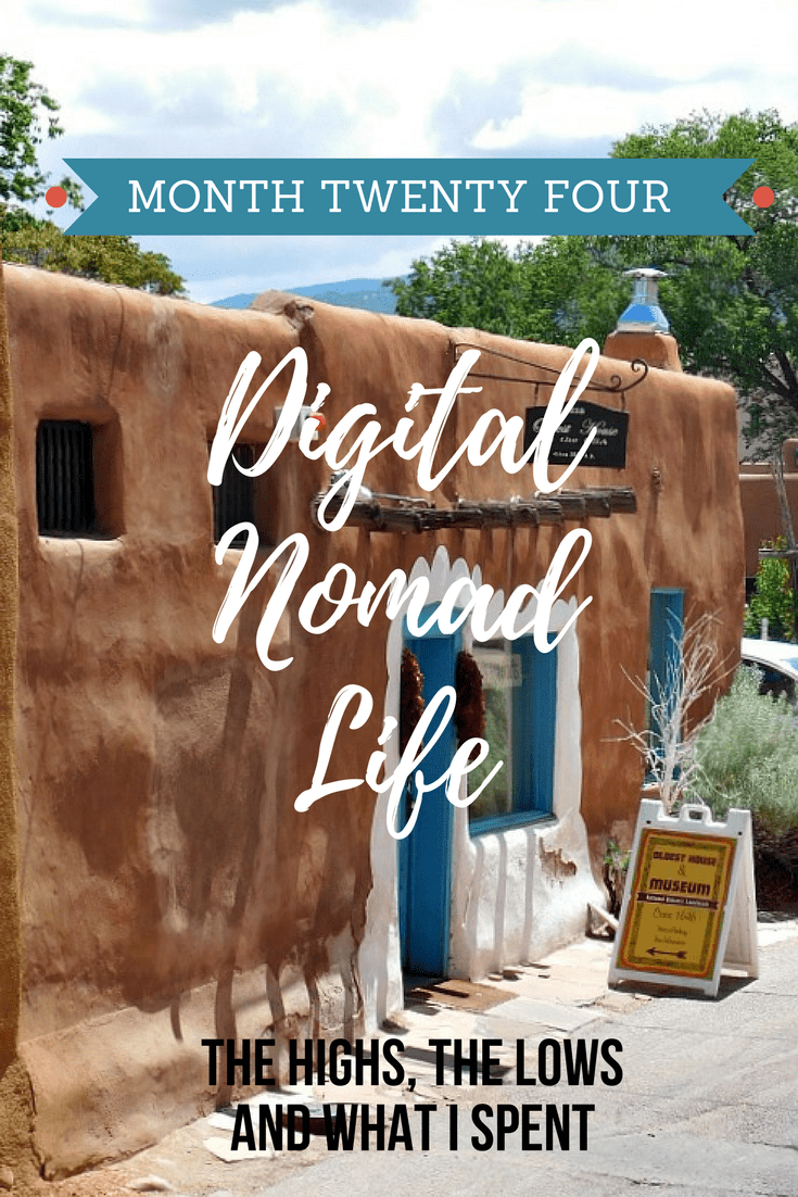 Digital Nomad Life Month Twenty Four