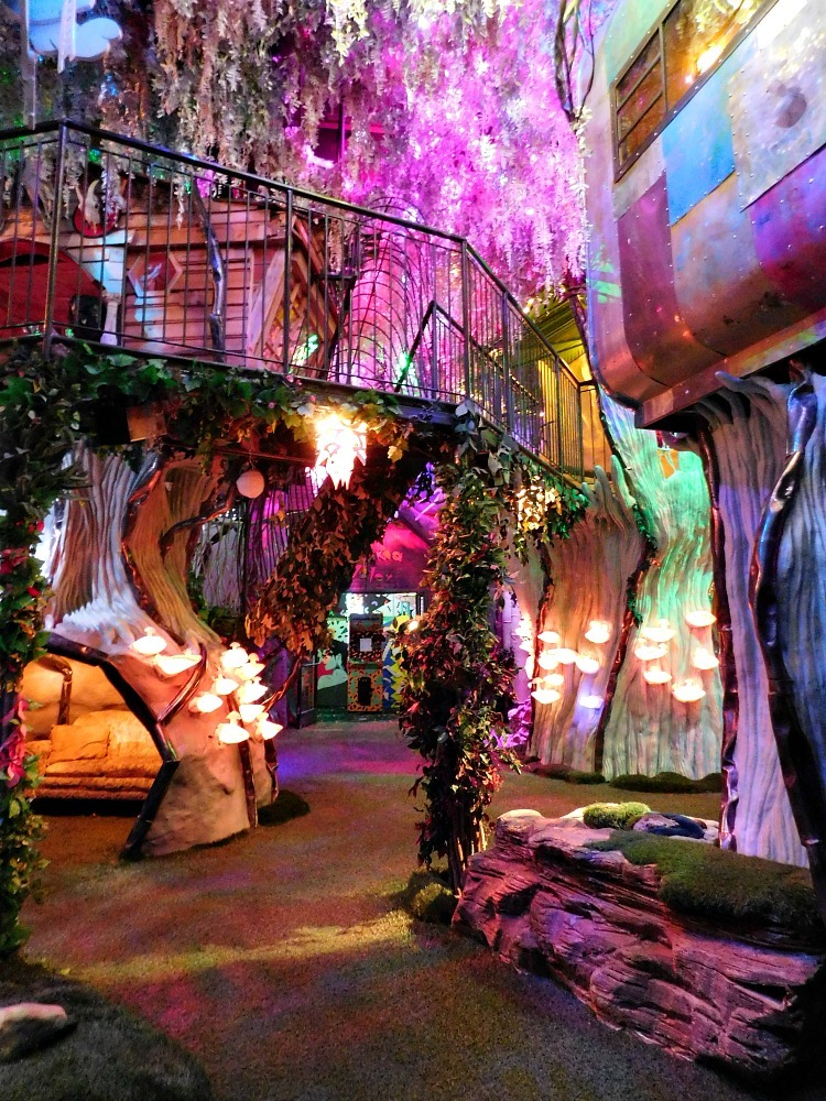 Meow Wolf in Santa Fe New Mexico - visited during month twenty four of digital nomad life