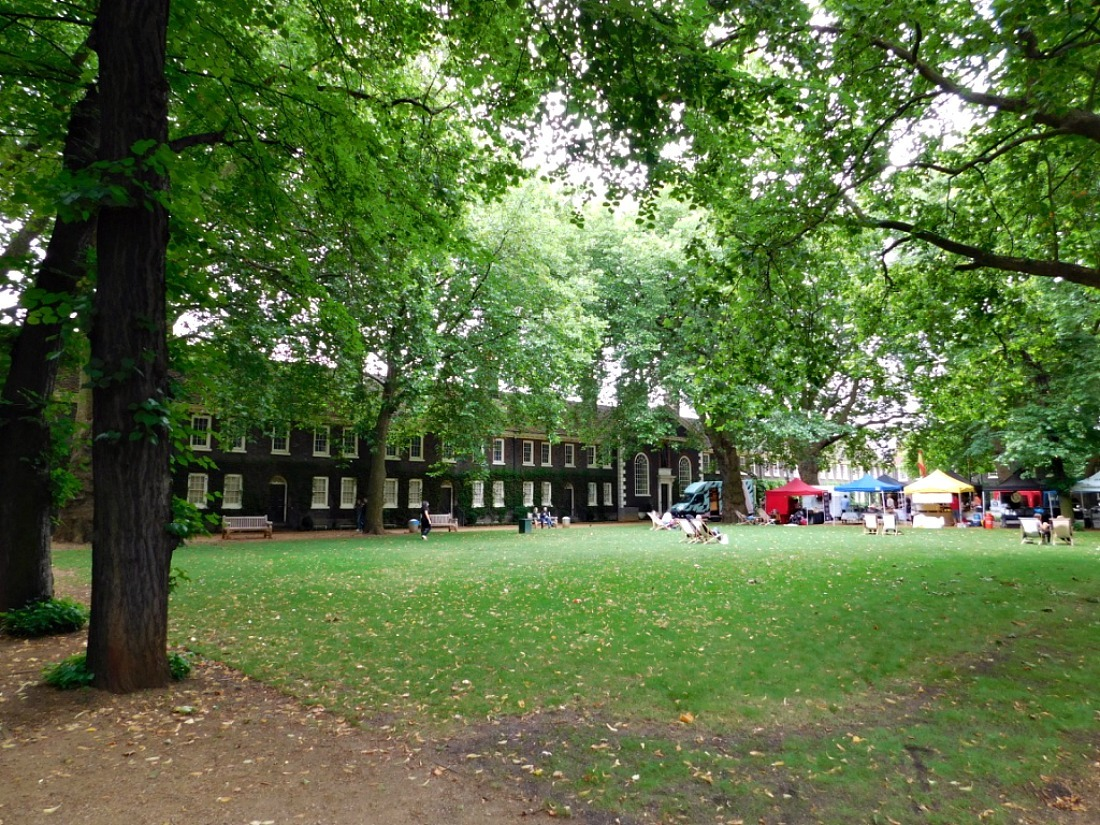 The Geffrye Museum in London, UK