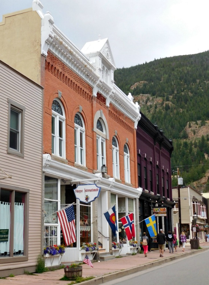 Visit Georgetown on one of the best road trips from Denver